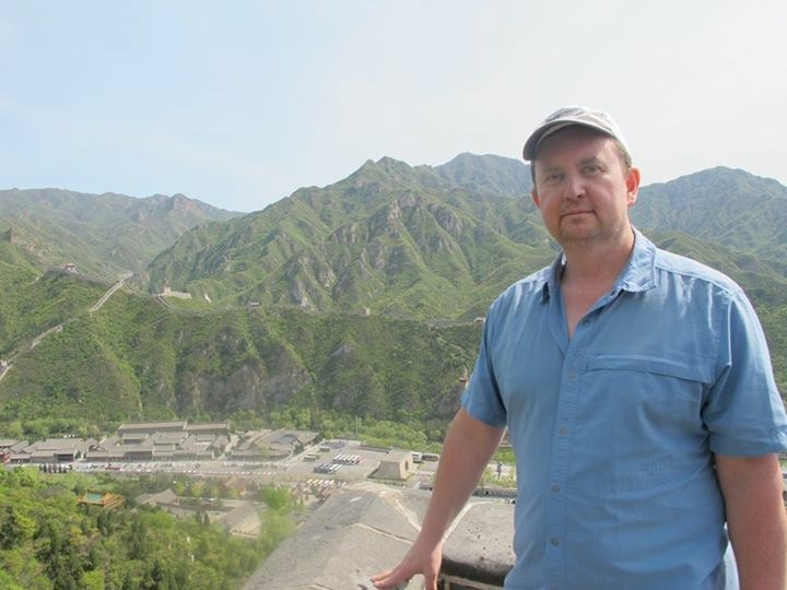 Steve Simonson Great Wall